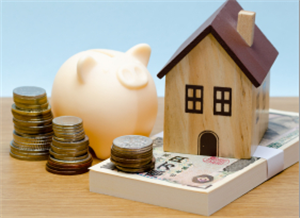 STOCK BLOG piggy bank and house 11-14-13