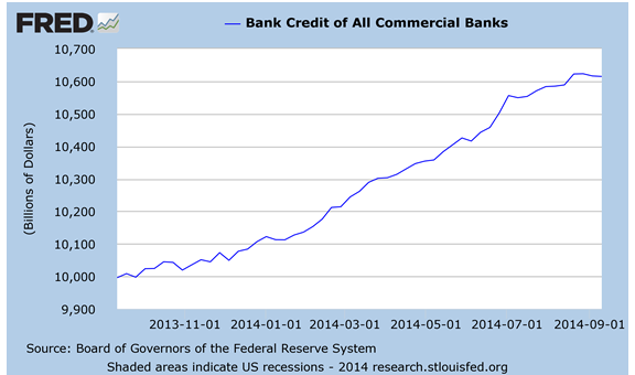 Lou Barnes on bank credit