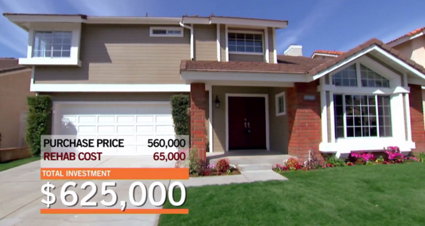 Even seasoned flippers can get into sticky situations such as this house that was a $3,000 flop.