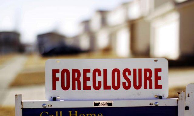 Annual Foreclosures