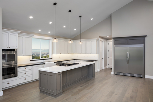 10 Top Kitchen Design Trends For 2017 Think Realty A Real Estate Of Mind