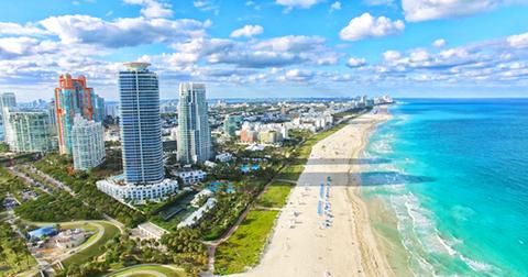 "Miami ""Underwater"""