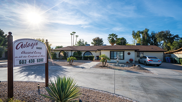 residential assisted living facility