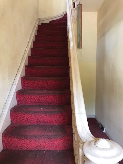 Staircase - before - option 2