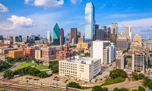 Dallas real estate market New Home Construction