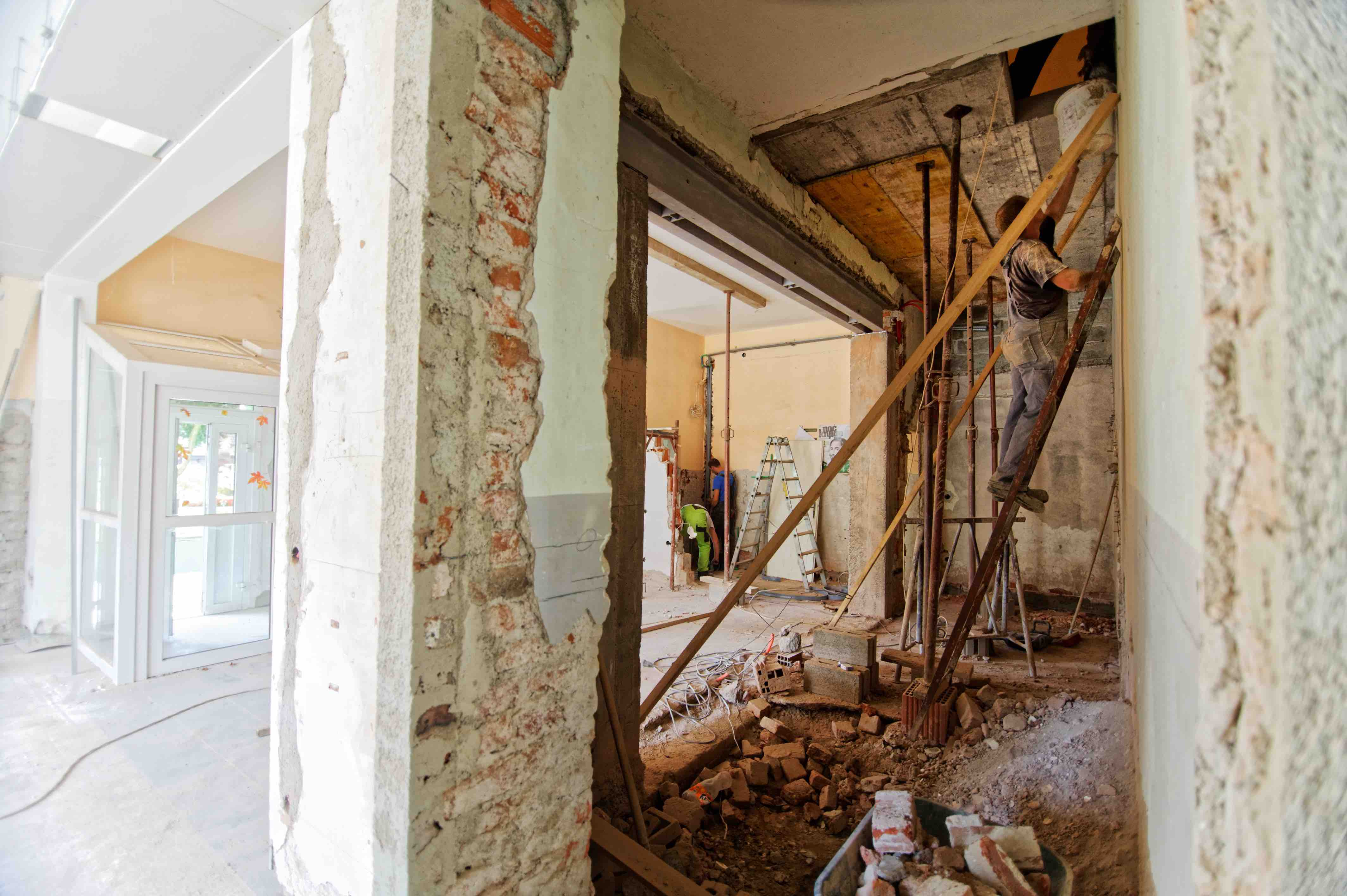Home Remodel Slowing Home Prices