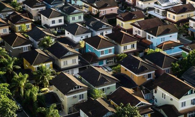 Neighborhood Housing Slowdown