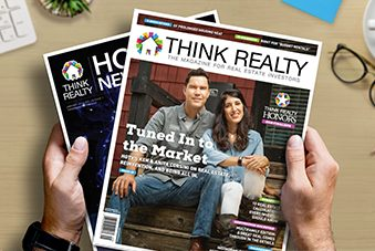 Think Realty Magazine subscription offers