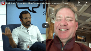 Think Realty Podcast #111 – Glenn Stromberg with Stromberg Investment Group