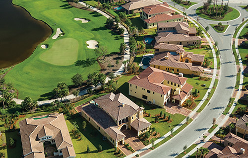 Florida-Golf-Community