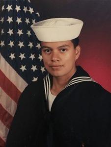 Sergio Bazan US Navy