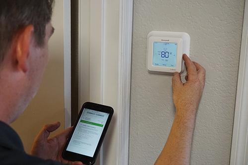 Honeywell Thermostat Pairing