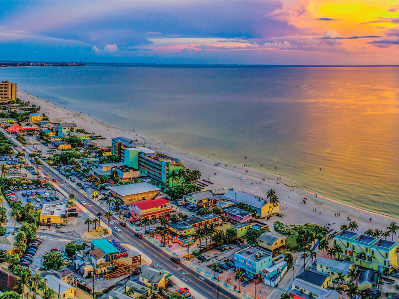 Market Spotlight Cape Coral And Fort Myers Fl Think Realty A Real Estate Of Mind